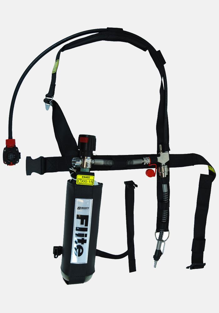 3M Scott Flite COV Supplied Air Respirator